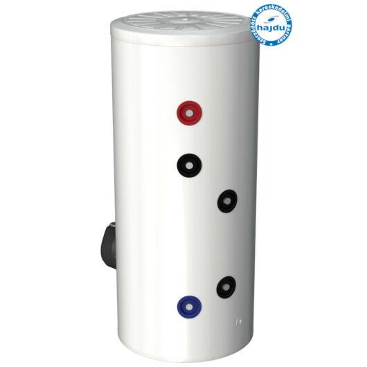Hajdu IND 150S ErP indirekt fűtésű forróvíztároló 150 literes, álló, cirkulációs csonkkal (2142133112)