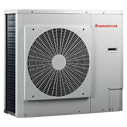 Immergas Audax 8 hőszivattyú monoblokkos levegő-víz, 1 fázisú (3.027810)