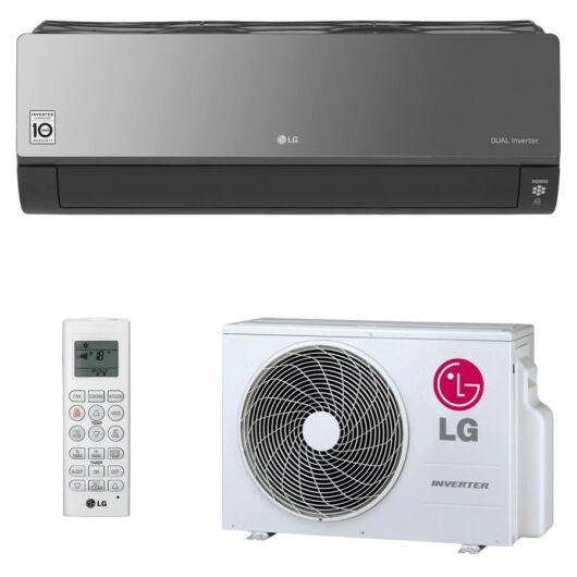 LG AC12BQ Artcool oldalfali split klíma 3,5 kW