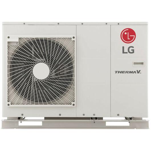 LG THERMA V - HM051M.U43 - monoblokkos hőszivattyú 5,0 kW (R32) 1Ø (a fűtőbetétet nem tartalmazza)