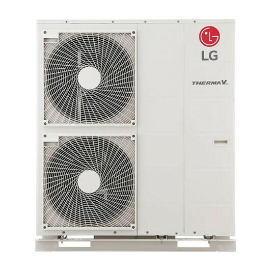 LG THERMA V - HM121M.U33 - monoblokkos hőszivattyú 12,0 kW (R32) 1Ø (a fűtőbetétet nem tartalmazza)