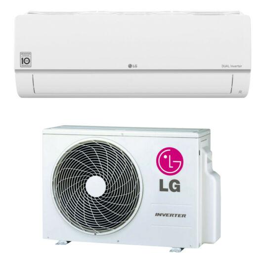 LG PC24SQ Silence Plus oldalfali split klíma 6,6 kW