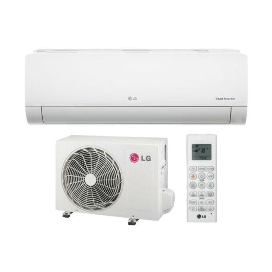 LG S09EQ Silence oldalfali split klíma 2,5 kW