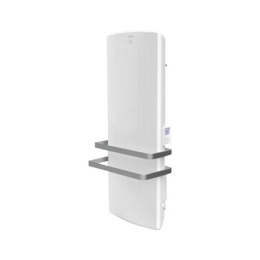 Nobo TRP 100 W fürdőszobai fűtőpanel törölközőtartóval 1000 W, 108x42 cm, fehér felület (TRP 100 W)