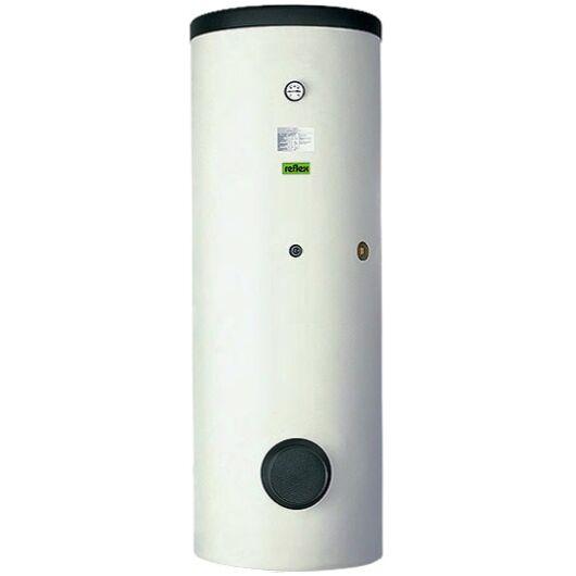 REFLEX indirekt HMV tároló AF 1500/2 fehér 2 hőcserélős