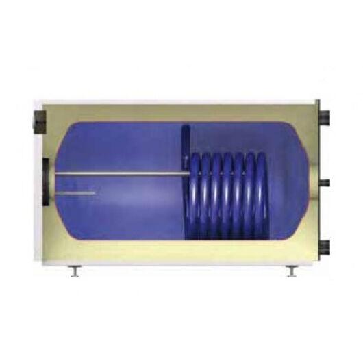 REFLEX indirekt HMV tároló AC 250/1 fekvő kék 1 hőcserélős
