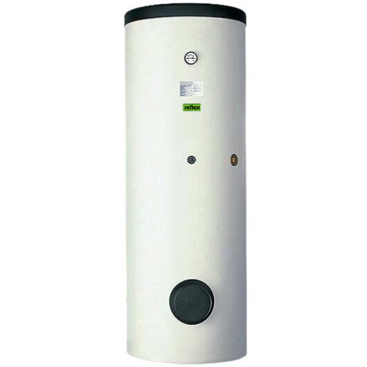 REFLEX indirekt HMV tároló AF 300/1 fehér 1 hőcserélős B