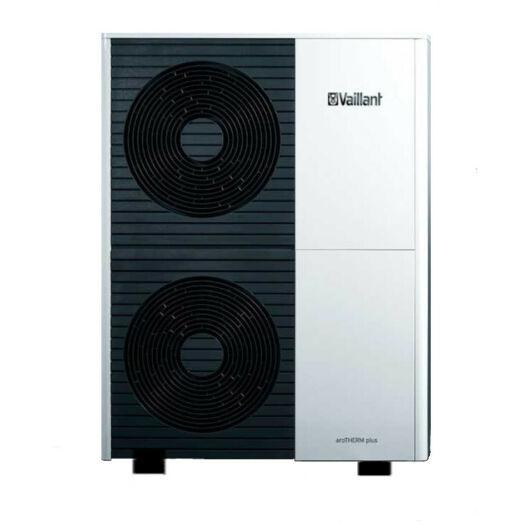 Vaillant aroTHERM plus VWL 125/6 A 230V levegő-víz hőszivattyú aktív hűtéssel (monoblokk R290)