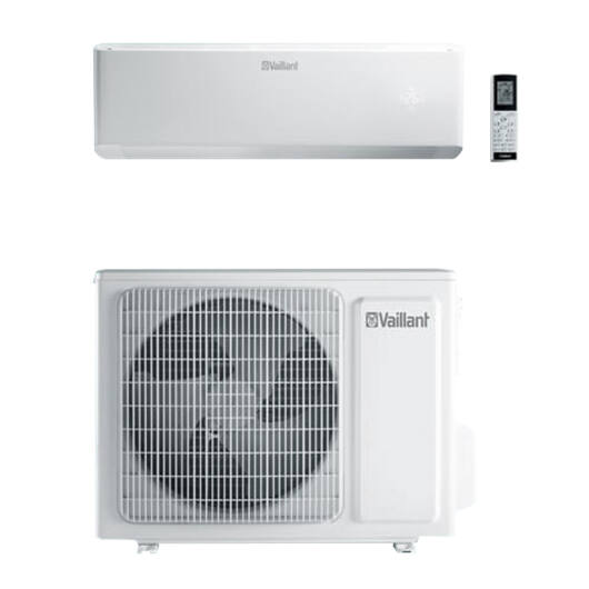 Vaillant climaVAIR oldalfali légkondiciónáló VAI5-065 WN, mono 6,5 kW