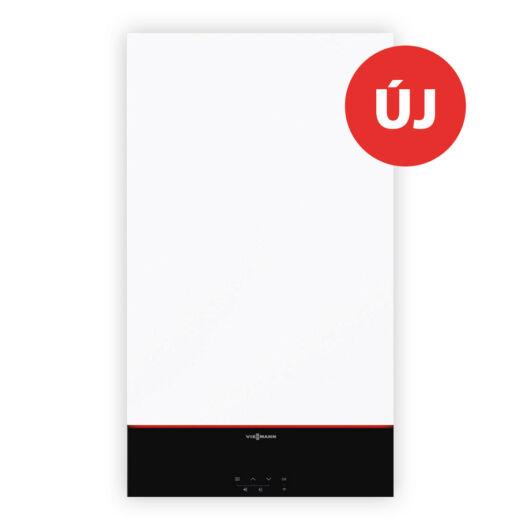 Viessmann Vitodens 100-W 11kW fűtő kazán, egyedi égéstermékelvezetéshez (Z020618)