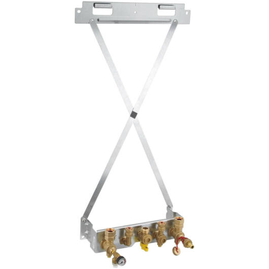 Viessmann szerelési segédeszköz vakolat feletti szereléshez, kombi kazánhoz (ZK04919)